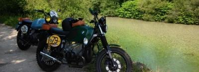 Motorradtouren Slowenien - Bauernhof Zelinc